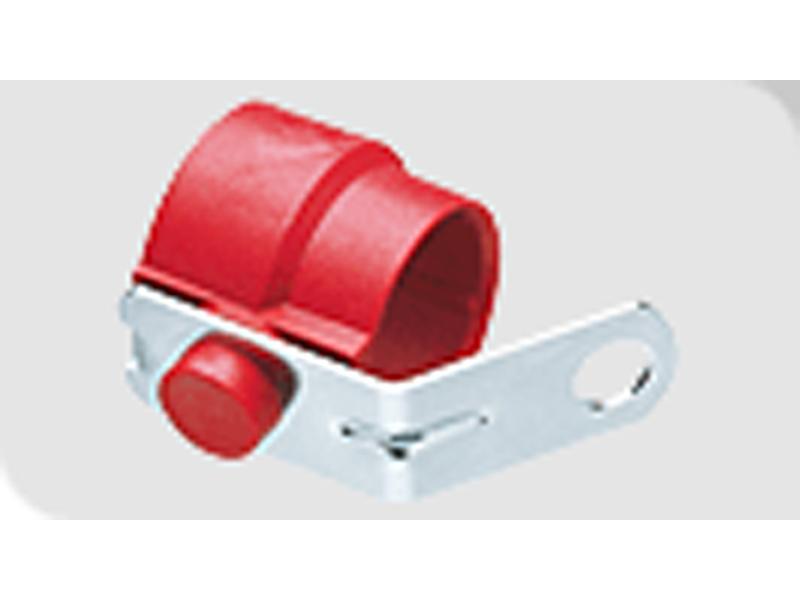 steckerhalter 7 polig 13 polig kabel stecker thiel. Black Bedroom Furniture Sets. Home Design Ideas